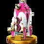 Trofeo de Bomba Hocotate SSB4 (Wii U)