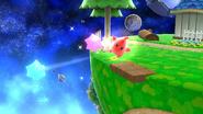 Trozos de estrella (1) SSB4 (Wii U)