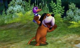 Burla hacia abajo de Dúo Duck Hunt SSB4 (3DS)