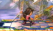 Burla superior Espadachín Mii SSB4 (3DS) (2)