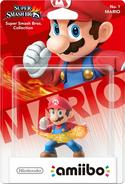Embalaje del amiibo de Mario