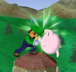 Golpiza Luigi SSBM