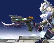 Pistola de Wolf SSBB