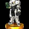 Trofeo de Samus (alt.) SSB4 (3DS)
