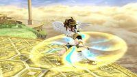 Ataque normal (4) Pit SSB4 Wii U