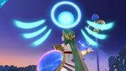 Palutena en el Campo de Batalla (2) SSB4 (Wii U)