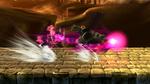 Patada rápida SSB4 (Wii U)