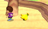 Plátano (Animal Crossing) SSB4 (3DS)
