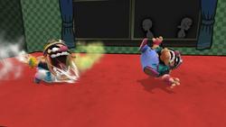 Aliento fétido (3) SSB4 (Wii U)