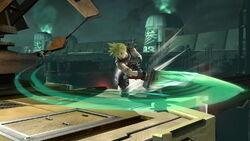 Ataque de recuperación del borde Cloud SSB4 (Wii U)