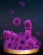 Trofeo de Peste violeta SSBB