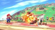 Bola de fuego personalizable (efecto) SSB4 (Wii U)