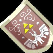 Escudo del Héroe Wind Waker