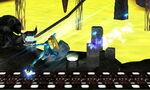 Patada fugaz SSB4 (3DS)