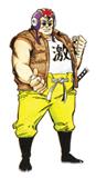 Pegatina del Samurai Goroh (F-Zero) SSBB