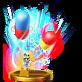 Trofeo de Dr. Mario Final SSB4 (Wii U)