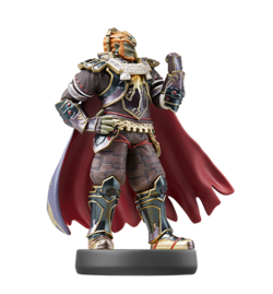 Amiibo de Ganondorf