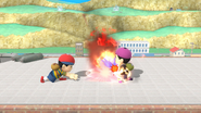 Fuego PSI (2) SSB4 (Wii U)