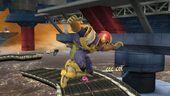 Indefensión Captain Falcon SSB4 (Wii U)