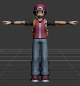 Pose T Entrenador Pokemon (SSBB)