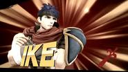 Pose de victoria de Ike (2-2) SSB4 (Wii U)
