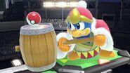 Rey Dedede en Estadio Pokémon SSBU