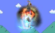 Salto propulsado (1) SSB4 (3DS)