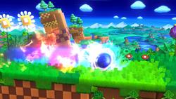 Torbellino ígneo (2) SSB4 (Wii U)