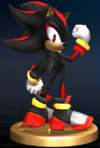 Trofeo Shadow the Hedgehog SSBB