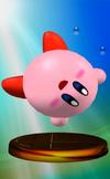 Trofeo de Kirby (Smash 1) SSBM