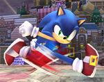 Burla Lateral de Sonic