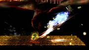 Golpe Trifuerza (Toon Link) (6) SSB4 (Wii U)