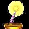 Trofeo de Varita estelar SSB4 (3DS)