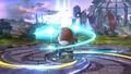 Accesorio de recuperación de energía en cuclillas SSB4 (Wii U)