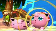 Créditos Modo Leyendas de la lucha Jigglypuff SSB4 (3DS)