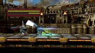 Golpe crítico (Lucina) (2) SSB4 (Wii U)