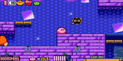 Gordo en Kirby & the Amazing Mirror