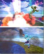 Salto propulsado en Kid Icarus Uprising