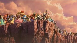 Super Smash Bros. Ultimate - World of Light Reveal (Adventure Mode!)