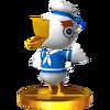 Trofeo de Gulliver SSB4 (3DS)