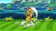Bomba Bowser (1) SSB4 (Wii U)