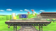 Circuito Mario (Brawl) (Versión Omega) SSB4 (Wii U)