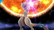 Mewtwo en Destino Final SSB4 (Wii U)