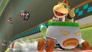 Créditos Modo Senda del guerrero Bowsy SSB4 (Wii U)