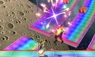 Fuego artificial (2) SSB4 (3DS)