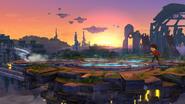 Torbellino (Espadachín Mii) (2) SSB4 (Wii U)