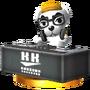 Trofeo de DJ KeKe SSB4 (3DS)
