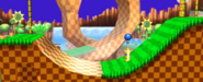 Zona Green Hill SSB4 (3DS)