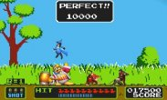 Escenario Duck Hunt SSB4 (3DS)