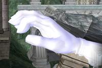 Master Hand jugable SSBM